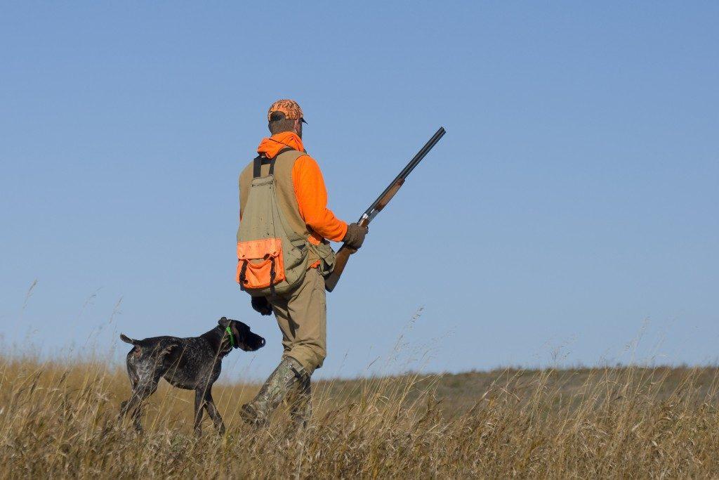 preparing for the hunting season